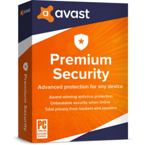 Avast Premium Security 1 Pc