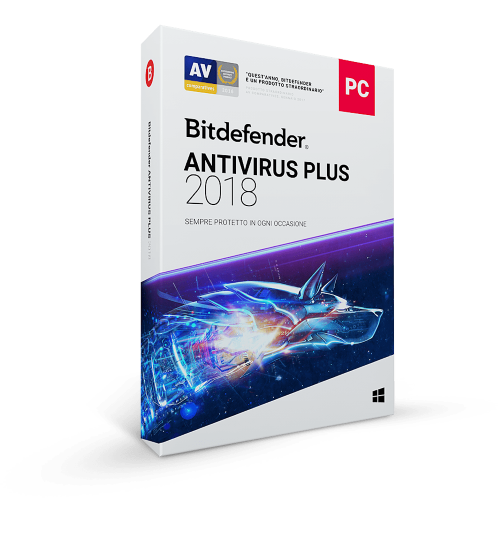 Bitdefender Antivirus Plus 2020 3 PC