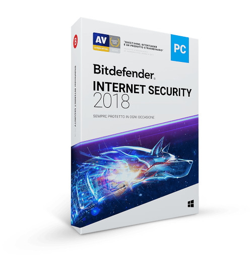 Bitdefender Internet Security 2021  1 PC