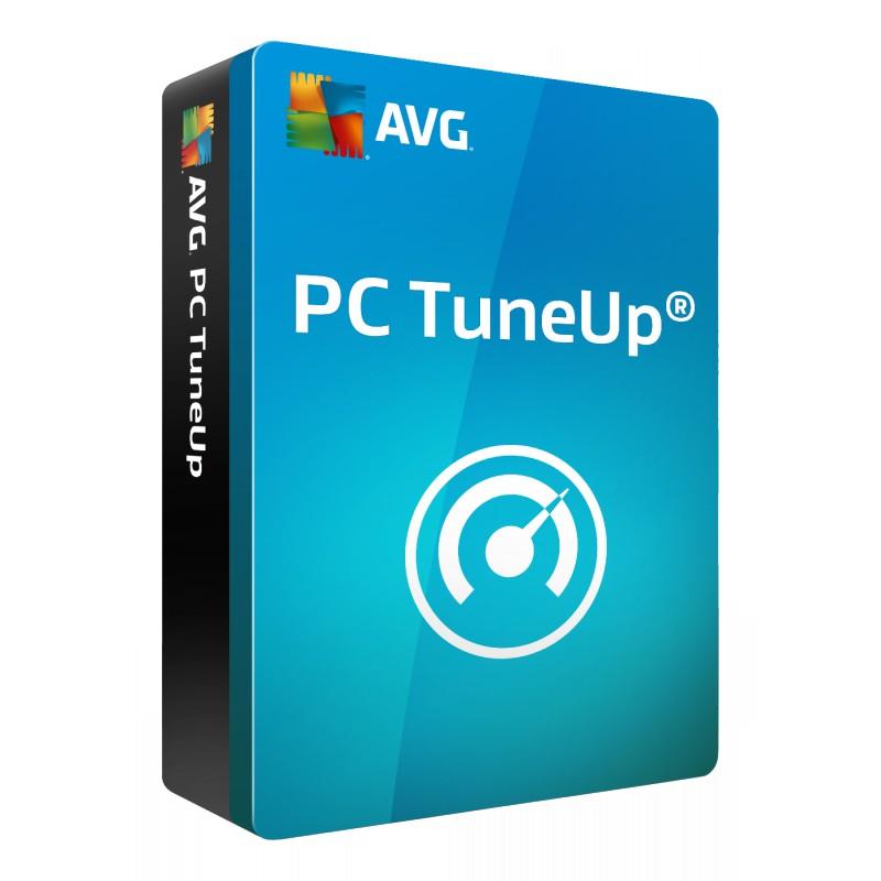AVG PC TuneUp 1 PC