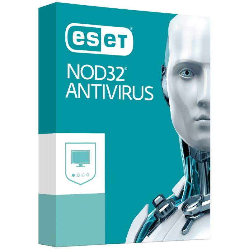 ESET Nod32 Antivirus 3 PC