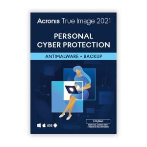 Acronis True Image Advanced 2021 1PC / Mac