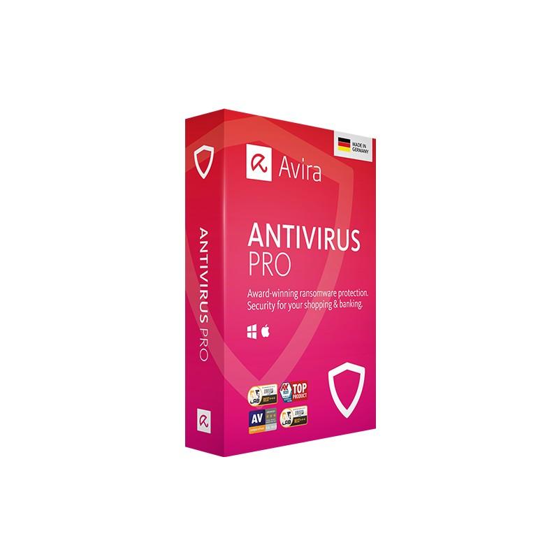 Avira Antivirus Pro 2020 1 PC