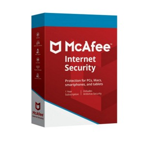 McAfee Internet Security 2020 5 Dispositivi 1 Anno ESD