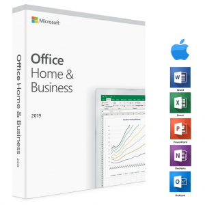 Office Home and Business 2019 MAC