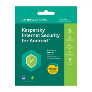Kaspersky Internet Security per Android